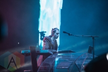 Porter Robinson performing at the Pacific Coliseum in Vancouver during the 2016 Seasons Music Festival. (Photo: Steven Shepherd/Aesthetic Magazine)