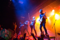 Miss May I performing at The Phoenix Concert Theatre in Toronto on March 3, 2016. (Photo: Jon Wishart/Aesthetic Magazine)