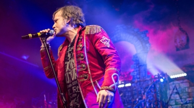 Avantasia performing at the O2 Forum Kentish Town in London, UK on March 8, 2016. (Photo: Rossi Ivanova/Aesthetic Magazine)