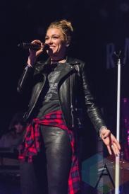 Rachel Platten performing at St. Andrews Hall in Detroit on March 18, 2016. (Photo: Jennifer Boris/Aesthetic Magazine)