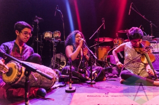 Rajas performing at the Bowery Ballroom in New York City on March 27, 2016. (Photo: Saidy Lopez/Aesthetic Magazine)