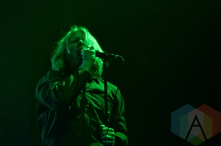 Ty Segall performing at The Danforth Music Hall in Toronto on March 4, 2016. (Photo: Steve Danyleyko/Aesthetic Magazine)