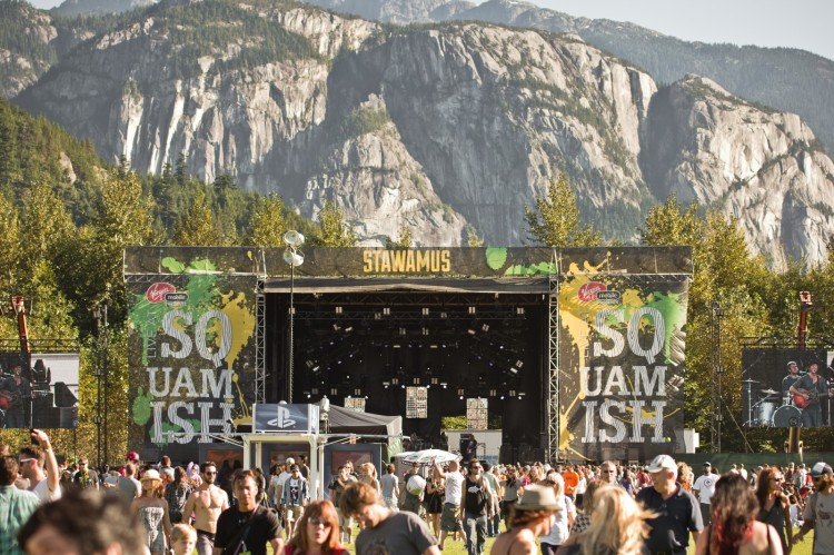 The Squamish Music Festival is cancelled for 2016.