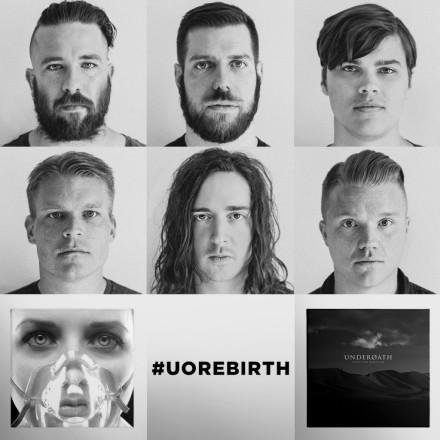 "Underoath's forthcoming ""Rebirth Tour"" will see the band performing two fan favourite albums (They're Only Chasing Safety, and Define The Great Line) in full."