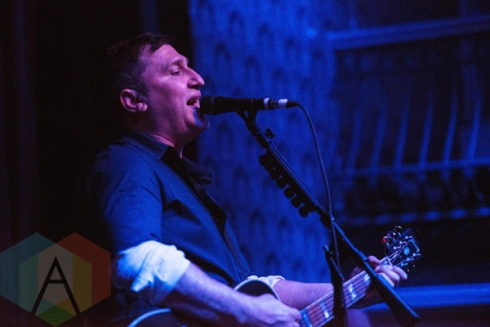 Greg Dulli of The Afghan Whigs performing at The Great Hall in Toronto on March 15, 2016. (Photo: Josh Ladouceur/Aesthetic Magazine)