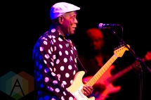 Buddy Guy performing at Centre in the Square in Kitchener on April 20, 2016. (Photo: Orest Dorosh/Aesthetic Magazine)