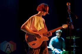 Frankie Cosmos performing at Lincoln Hall in Chicago on April 27, 2016. (Photo: Callie Craig/Aesthetic Magazine)