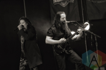 Dream Theater performing at the Sony Centre in Toronto on April 16, 2016. (Photo: Dan Fischer/Aesthetic Magazine)