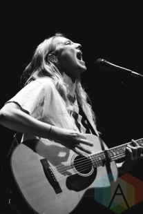 Lissie performing at the Pantages Theatre in Minneapolis on April 23, 2016. (Photo: Sam Ungemach/Aesthetic Magazine)