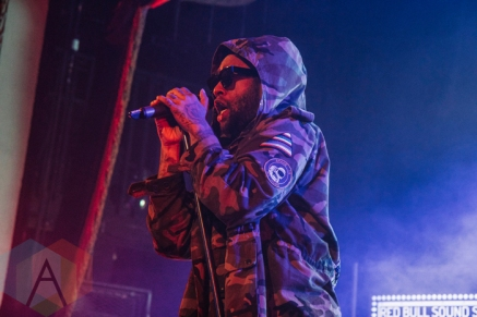 Ty Dolla Sign performing at the Opera House in Toronto on April 29, 2016. (Photo: Stephan Ordonez/Aesthetic Magazine)