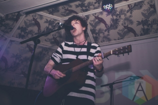 Bry performing at The Deaf Institute in Manchester, UK on April 3, 2016. (Photo: Priti Shikotra/Aesthetic Magazine)