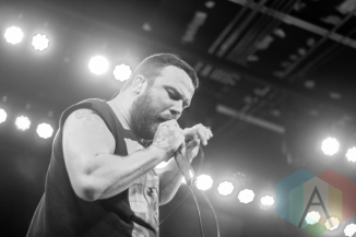 Say Anything performing at The Marquee Theatre in Tempe, Arizona on April 22, 2016. (Photo: Meghan Lee/Aesthetic Magazine)