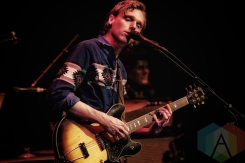 Joel Plaskett performing at the River Run Centre in Guelph on April 29, 2016. (Photo: Dan Fischer/Aesthetic Magazine)