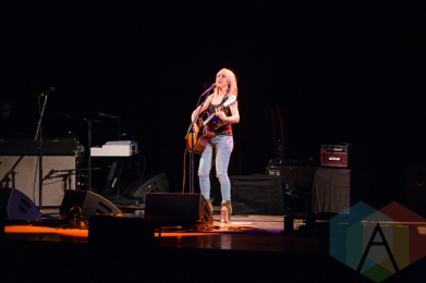 Liz Phair performing at Massey Hall in Toronto on April 12, 2016. (Photo: Brandon Newfield/Aesthetic Magazine)
