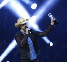 Dean Brody at the 2016 JUNO Awards at Scotiabank Saddledome in Calgary on April 3, 2016. (Photo: CARAS)