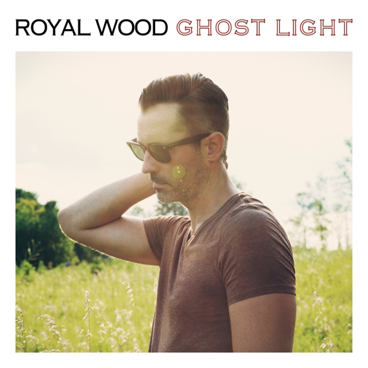 Royal Wood collaborated with artists like Hannah Georgas, Felicity Williams, Rose Cousins and Alanna Stuart on his new LP, Ghost Light.
