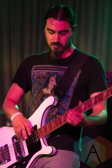 Seratones performing at The Crescent Ballroom in Phoenix, Arizona on April 27, 2016. (Photo: Tony Contini/Aesthetic Magazine)