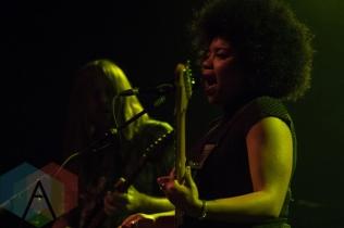 Seratones performing at The Phoenix Concert Theatre in Toronto on April 8, 2016. (Photo: Theo Rallis/Aesthetic Magazine)
