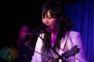 Thao And The Get Down Stay Down performing at The Crescent Ballroom in Phoenix, Arizona on April 27, 2016. (Photo: Tony Contini/Aesthetic Magazine)