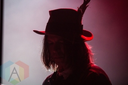 The Dandy Warhols performing at The Phoenix Concert Theatre in Toronto on April 8, 2016. (Photo: Theo Rallis/Aesthetic Magazine)