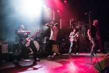The Story So Far performing at The Mod Club in Toronto on April 10, 2016. (Photo: Kelsey Giesbrecht/Aesthetic Magazine)