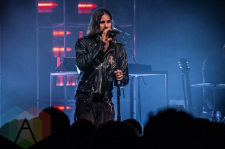 Miike Snow performing at the Commodore Ballroom in Vancouver on April 9, 2016. (Photo: Emily Chin/Aesthetic Magazine)