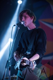 Valley performing at The Opera House in Toronto on April 4, 2016. (Photo: Morgan Hotston/Aesthetic Magazine)