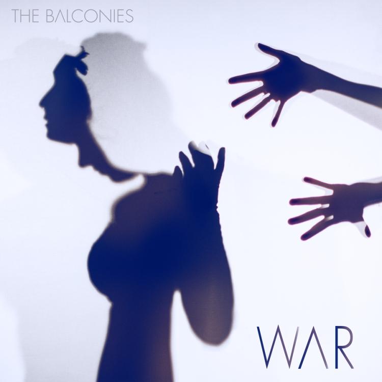 The Balconies - War - Single Artwork copy