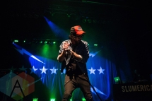 Yelawolf performing at The Danforth Music Hall in Toronto on April 9, 2016. (Photo: Josh Ladouceur/Aesthetic Magazine)