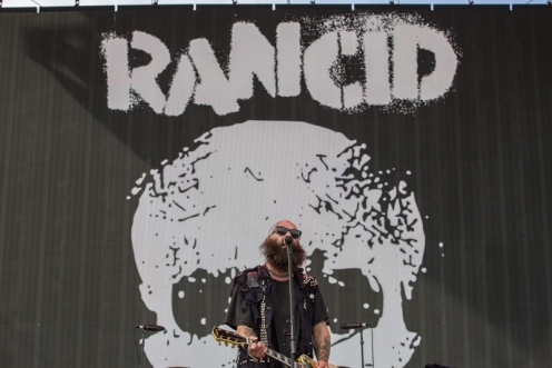 Rancid performing at the Coachella Music Festival on April 24, 2016. (Photo: Erik Voake/Goldenvoice)