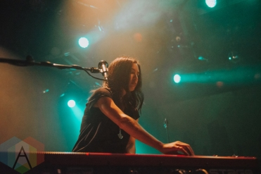 Ashley Shadow performing at the Commodore Ballroom in Vancouver on May 21, 2016. (Photo: Timothy Nguyen/Aesthetic Magazine)