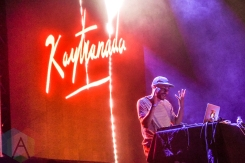 Kaytranada performing at the Danforth Music Hall in Toronto on May 20, 2016 (Photo: Jaime Espinoza/Aesthetic Magazine)