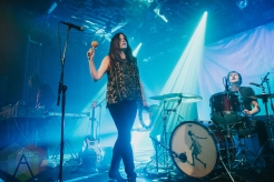 Black Mountain performing at the Commodore Ballroom in Vancouver on May 21, 2016. (Photo: Timothy Nguyen/Aesthetic Magazine)