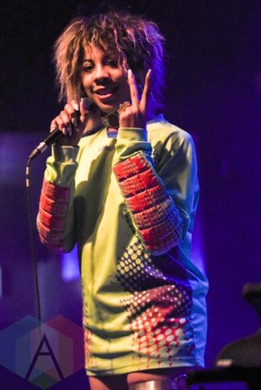 Bosco performing at The Mod Club in Toronto on May 5, 2016 (Photo: Jaime Espinoza/Aesthetic Magazine)