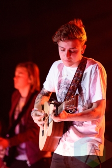 Scott Helman performing at the Canadian Radio Music Awards in Toronto on May 6, 2016. (Photo: Julian Avram/Aesthetic Magazine)