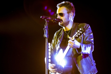 Eric Church performing on the Toyota Mane Stage at the Stagecoach Festival on April 29, 2016. (Photo: Erik Voake/Goldenvoice)