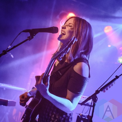 Orla Gartland performing at Scala in London, UK on May 5, 2016. (Photo: Paul Woods/Aesthetic Magazine)