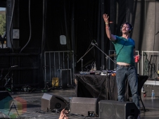 Bayonne performing at Sasquatch 2016 at The Gorge Amphitheatre in George, Washington on May 27, 2016. (Photo: Kevin Tosh/Aesthetic Magazine)