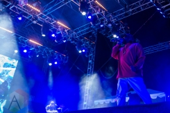 Big Grams performing at Sasquatch 2016 at the Gorge Amphitheatre in George, Washington on May 29, 2016. (Photo: Kevin Tosh/Aesthetic Magazine)