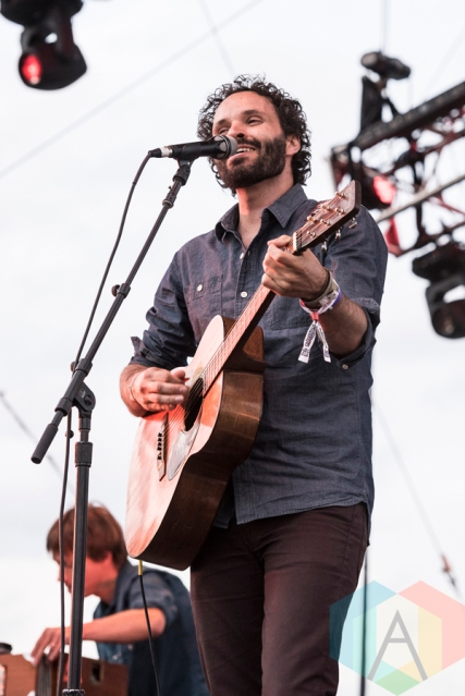 Blind Pilot performing at Sasquatch 2016 at The Gorge Amphitheatre in George, Washington on May 28, 2016. (Photo: Kevin Tosh/Aesthetic Magazine)