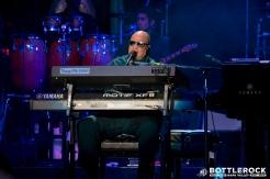 Stevie Wonder performing at BottleRock 2016 in Napa Valley, California on May 27, 2016. (Photo: Jose Negrete)