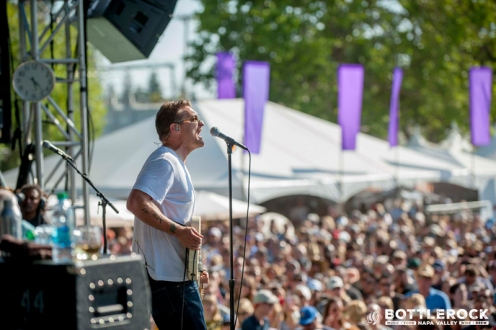 Cold War Kids performing at BottleRock 2016 in Napa Valley, California on May 27, 2016. (Photo: Chris Tuite)