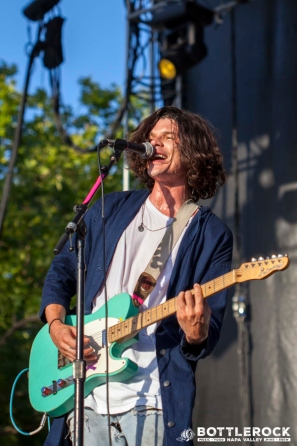 Grouplove performing at BottleRock 2016 in Napa Valley, California on May 27, 2016. (Photo: Clayton Humphries)