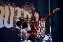 The Struts performing at BottleRock 2016 in Napa Valley, California on May 28, 2016. (Photo: Chris Carrasquillo)