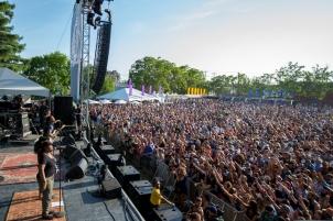 Ziggy Marley performing at BottleRock 2016 in Napa Valley, California on May 28, 2016. (Photo: Zach Patino)