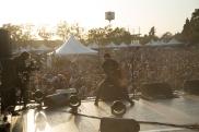 Rodrigo y Gabriela performing at BottleRock 2016 in Napa Valley, California on May 29, 2016. (Photo: Zach Patino)