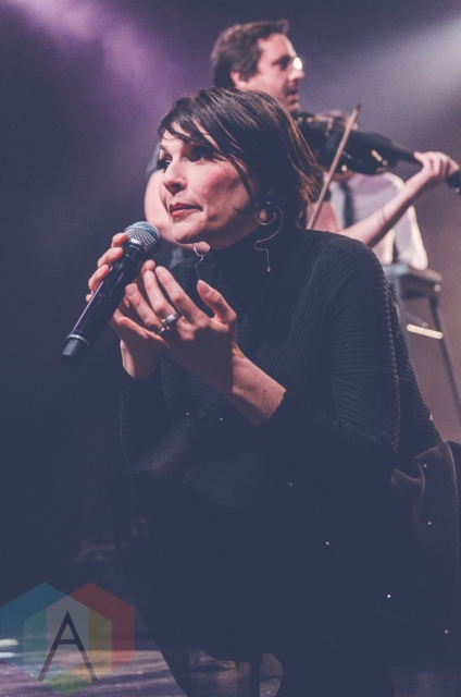 Caravan Palace performing at the Playstation Theater in New York City on May 20, 2016. (Photo: Saidy Lopez/Aesthetic Magazine)