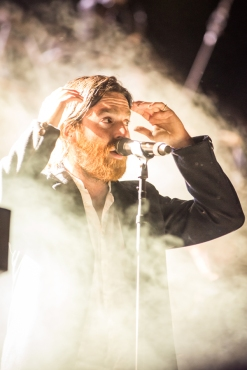Chet Faker performing at Sasquatch 2016 at The Gorge Amphitheatre in George, Washington on May 27, 2016. (Photo: Matthew Lamb)