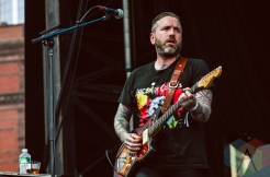 City And Colour performing at Boston Calling 2016 at Boston City Hall Plaza in Boston on May 28th. (Photo: Saidy Lopez/Aesthetic Magazine)