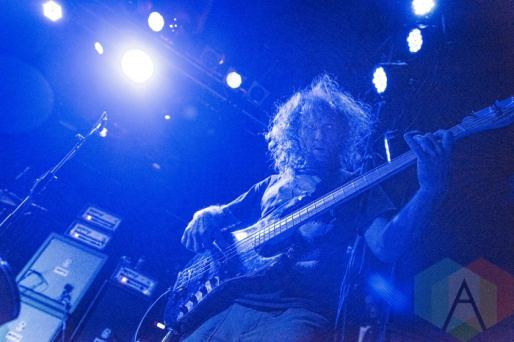 Corrosion of Conformity performing at Desertfest 2016 in London, UK. (Photo: Paul Woods/Aesthetic Magazine)